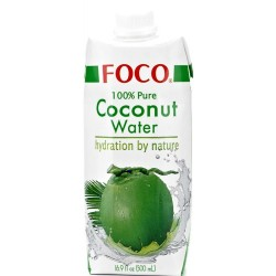 Foco Coconut Water - 500ml (12 units box)