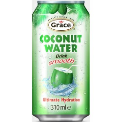 Grace Coconut Water - 310ml (12 cans/box)