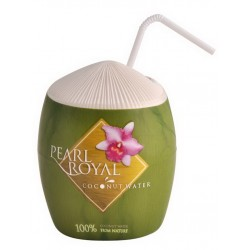 Pearl Royal 100% Coconut Water - 310ml (12u. box)