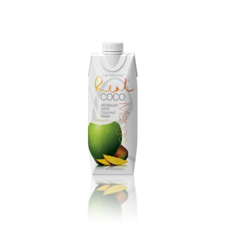 Real Coco Mango - 330 ml (12u box)