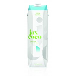 Jax Coconut Water - 1L