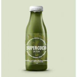 SUPERCOCO ECO-DETOX- 250 ml. (Box 16 ud)