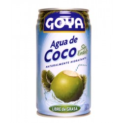 Goya unsweetened - 350ml can (24u box)