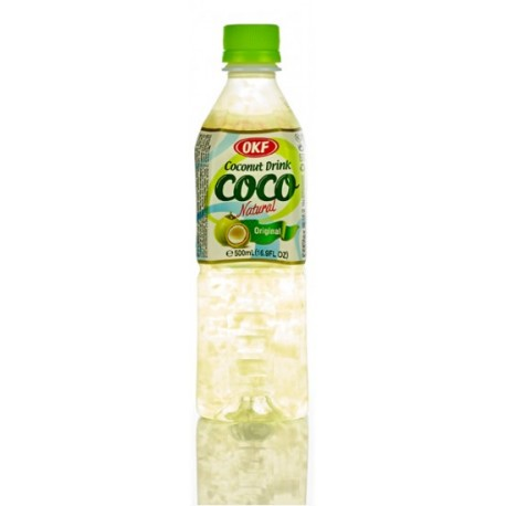 Coconut Water OKF - 500ml (10 units box)